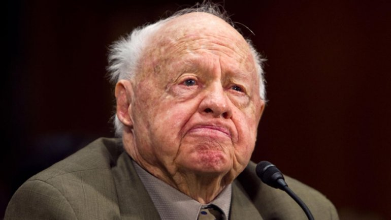 Falleció Mickey Rooney