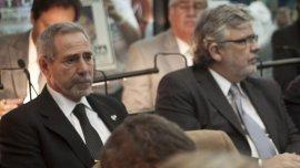 La Oficina Anticorrupción pidió que se concreten los embargos contra Ricardo Jaime y Juan Pablo Schiavi