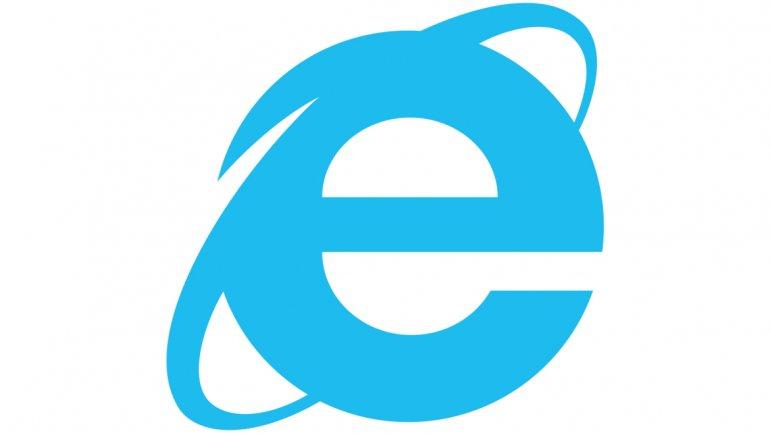 El logo actualizado de Internet Explorer