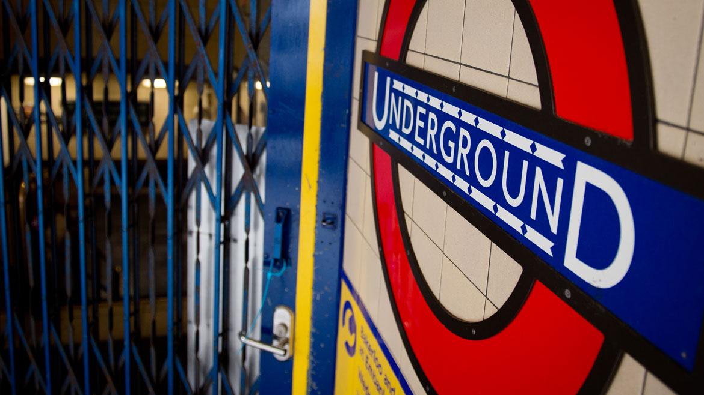 Fuentes de Información - Paro de subte (metro) en Londres