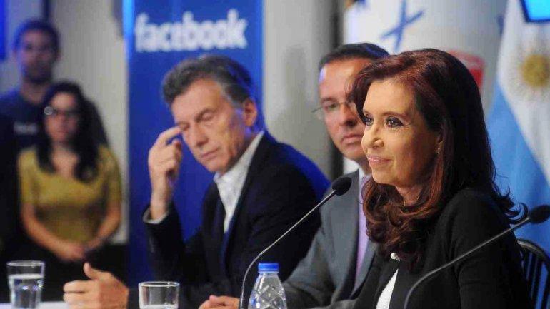 CFK vs. Macri: otra vez la mala leche en Twitter...