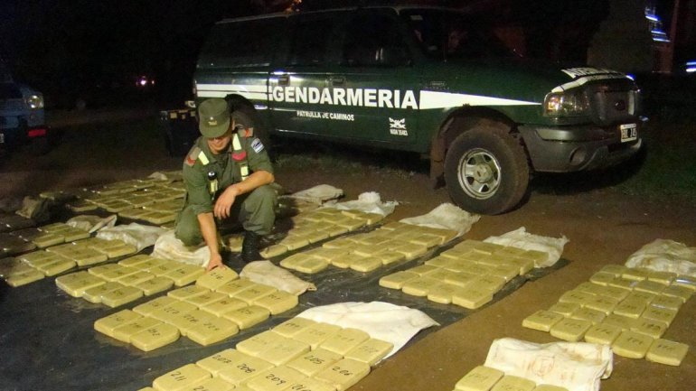 Narcos en la Argentina