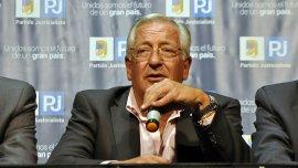 El presidente del PJ nacional y gobernador de Jujuy, Eduardo Fellner