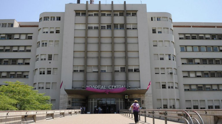 hospital central mendoza: