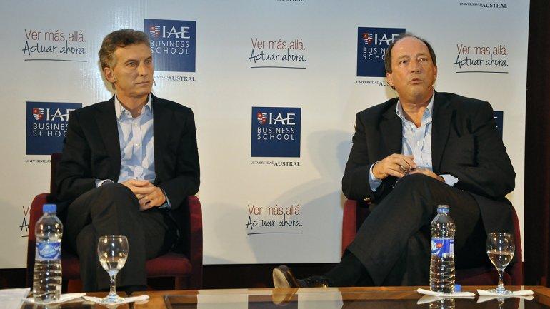 Ernesto Sanz se despegó de Mauricio Macri: Sus declaraciones suenan a demagogia