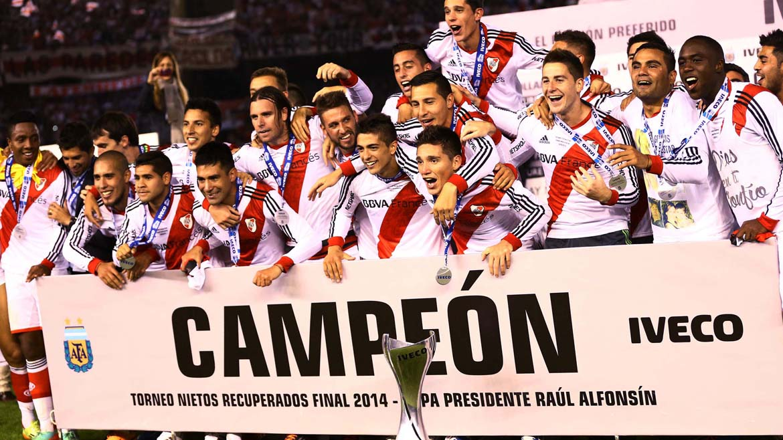 Gracias a River, el futbol argentino esta en el 4º puesto