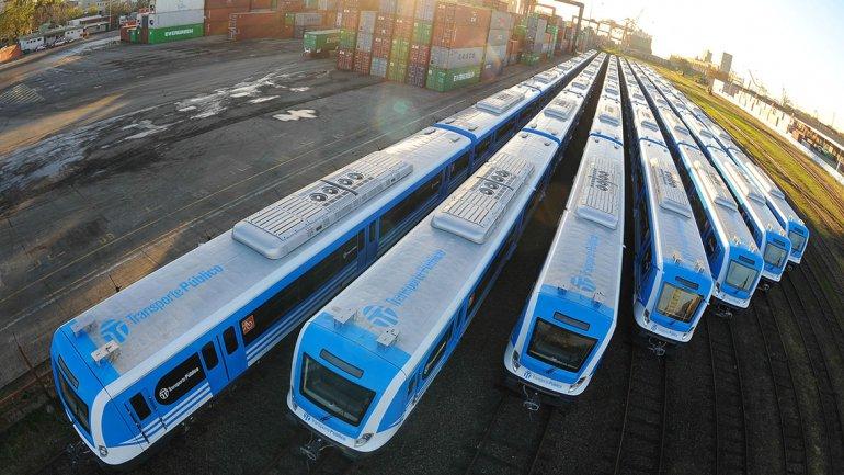 China pisa fuerte en los subtes y trenes