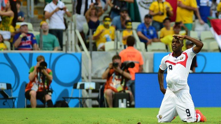 Costa Rica sorprendió a Uruguay en el inicio del Grupo D