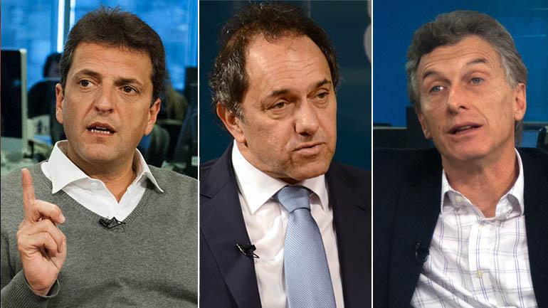 Scioli gana en primera vuelta - qué es el voto útil