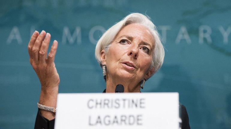 La directora gerente del FMI celebró el giro de la politica económica del nuevo Gobierno