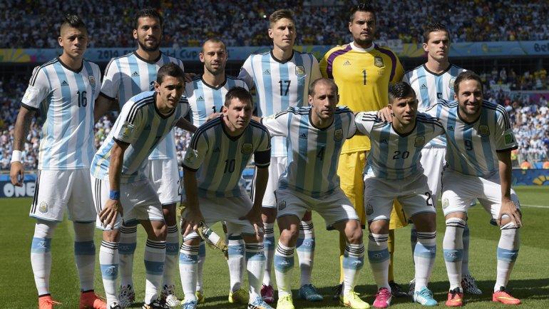 jugadores de argentina mundial: