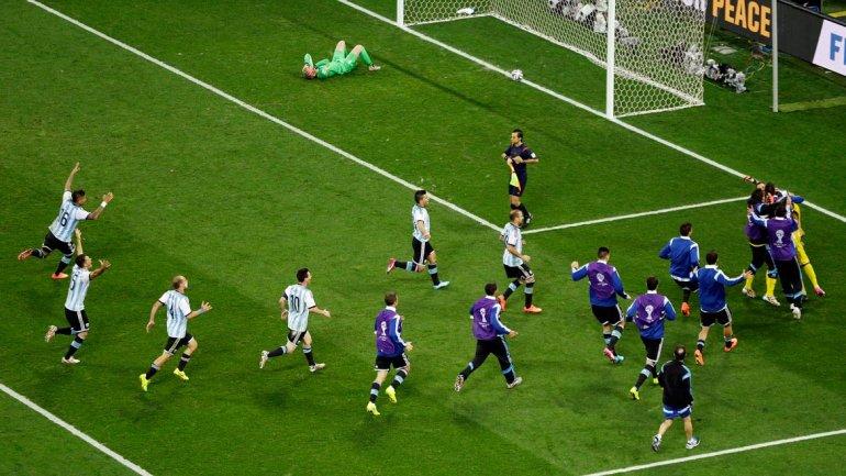 argentina semifinales mundial 20