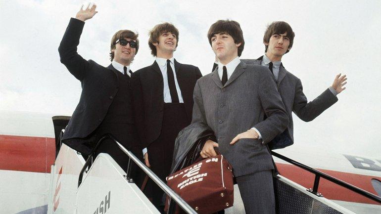 1964 fue el año clave para los Beatles en Estados Unidos: nació la Beatlemanía<br>