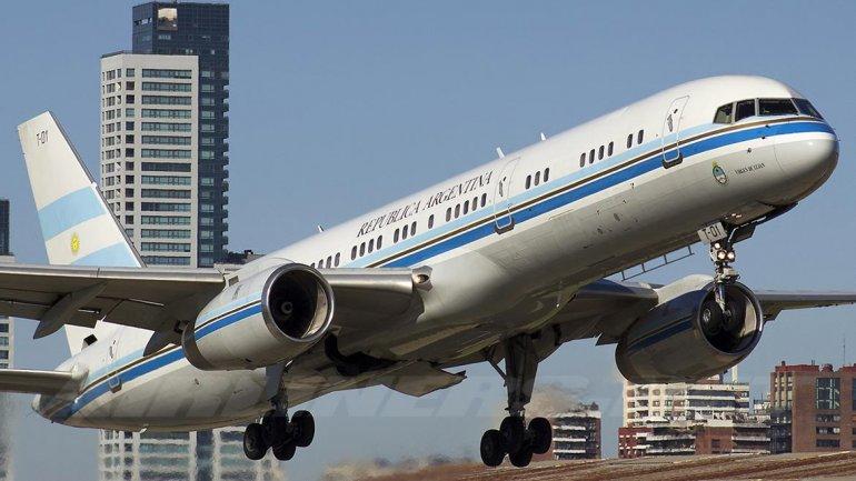 Macri dará de baja a toda la flota aerea presidencial