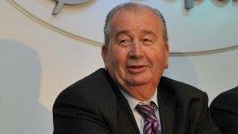 A los 82 años murió el presidente de la AFA, Julio Grondona