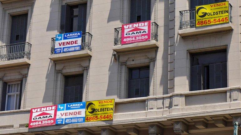 En la Ciudad se escrituran casi la mitad de propiedades que durante la crisis de 2001
