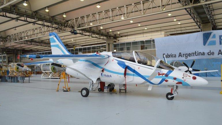 En octubre, el Gobierno presentó un Pampa III que no podía volar