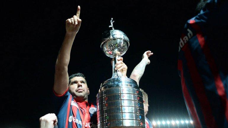 San Lorenzo derrotó a Nacional de Paraguay y se quedó con la Copa Libertadores