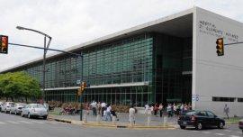 Los heridos fueron internados en el Hospital Dr. Clemente Álvarez (HECA)