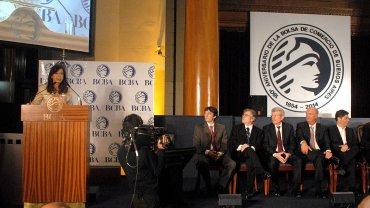 Cristina Kirchner defendió las modificaciones impulsadas por el Gobierno -que recibió críticas desde todos los sectores- y argumentó que en todos los países hay leyes como esta