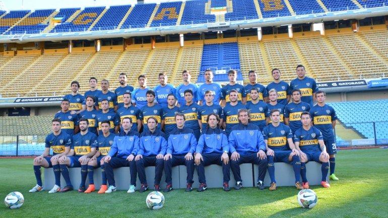 Más fotos de la nueva camiseta de  - Planeta Boca Juniors