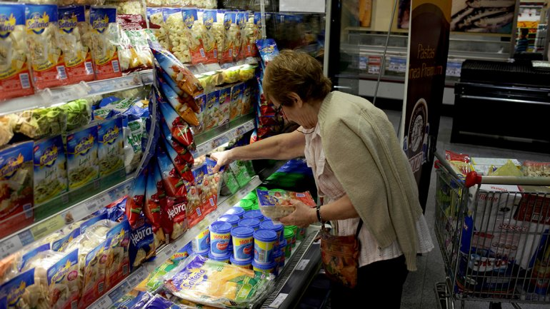 La baja en el consumo en todos los rubros se profundizó durante el mes de septiembre