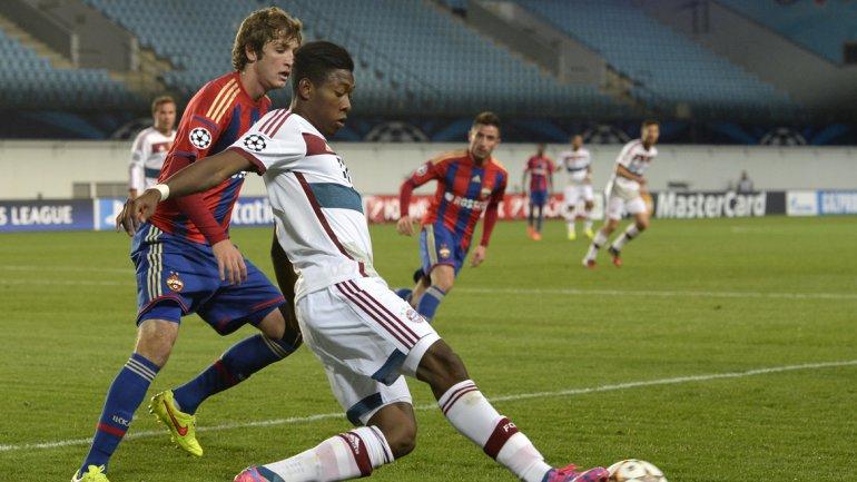 El Bayern Múnich derrota al CSKA