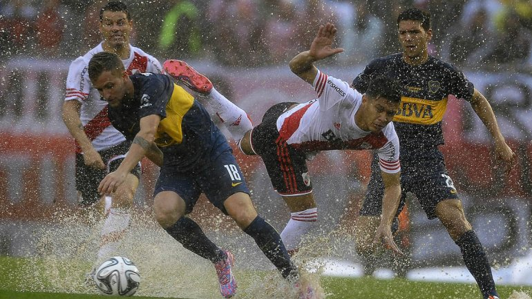 En la mente de los argentinos, Boca le gana a River