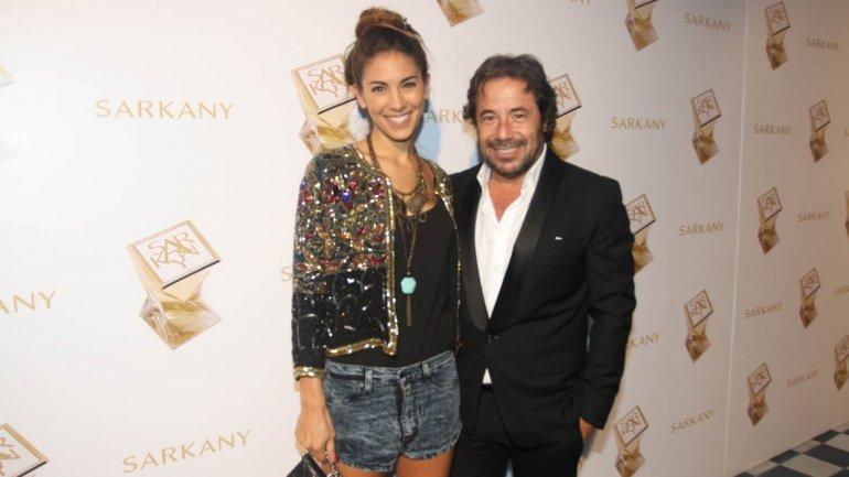 Sofía Reca y Ricky Sarkany