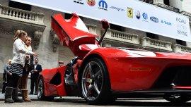 Ferrari estará saliendo a cotizar en Wall Street en las próximas semanas