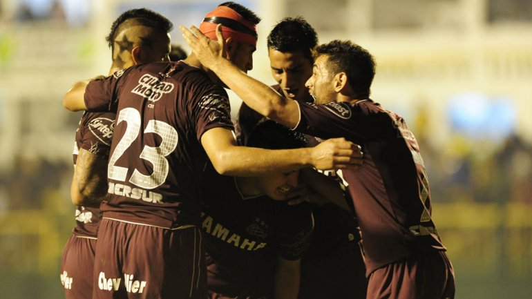 Defensa y Justicia 1 - Lanús 2