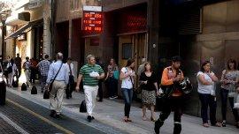 Las casas de cambio fueron perdiendo protagonismo en la City desde el cepo de 2011