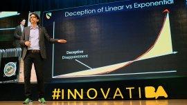 Rob Nail, CEO & Socio fundador de Singularity University