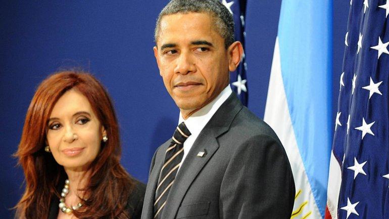 La Presidente le pidió a Obama explicaciones por la designación de una funcionaria