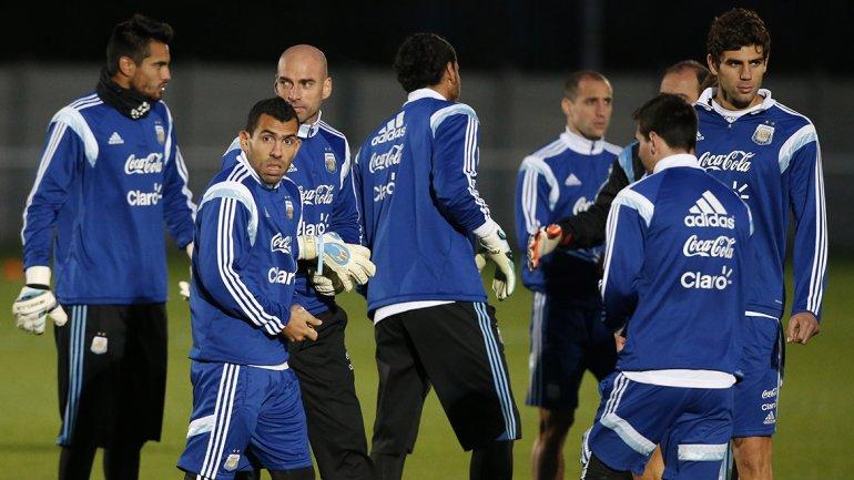 Ver el partido de Argentina Croacia Online