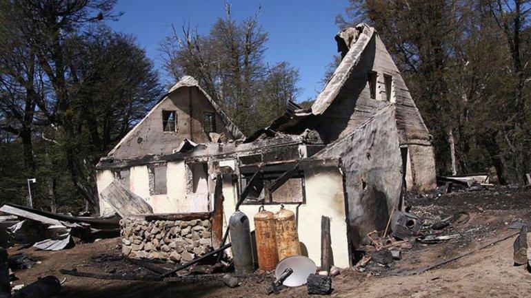 Urgente: Mapuches tras incendios en Argentina y Chile