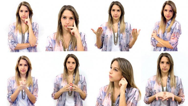 Los gestos y su significado