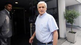 Antonio Caló, secretario general de la CGT y titular de la UOM