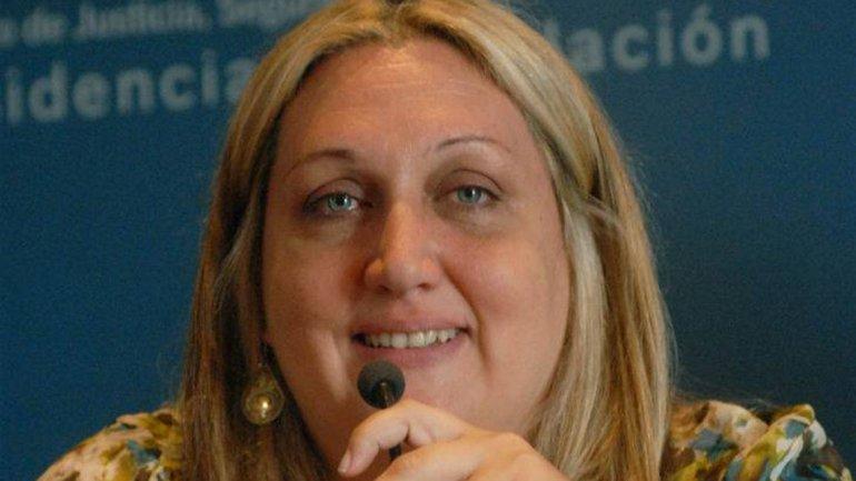 María Rachid, legisladora porteña del Frente para la Victoria