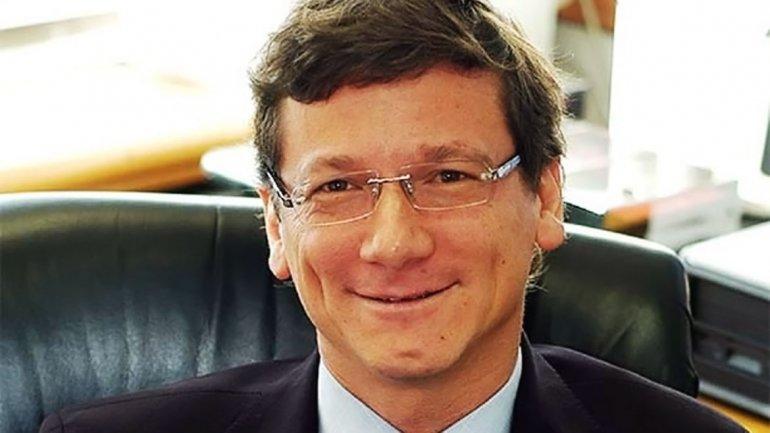 Gabriel Martino se desempeña en el banco desde 1989.
