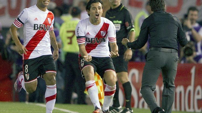 River derrotó a Boca y es finalista de la Copa Sudamericana