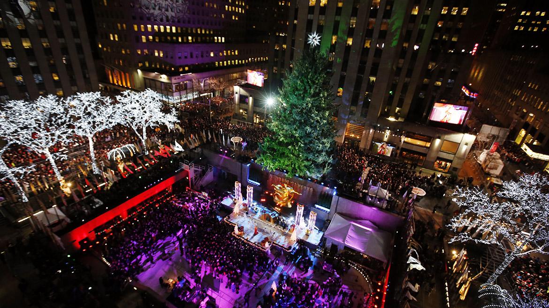 Rockefeller Center, Nueva York