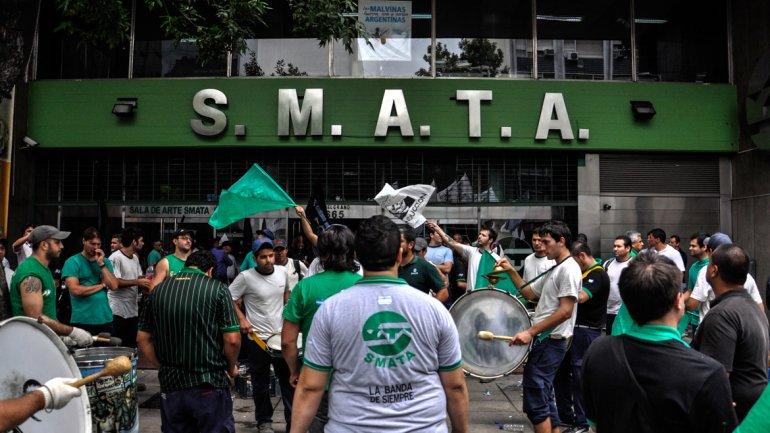 El gremio Smata se volverá a sentar en la mesa de negociaciones en julio.