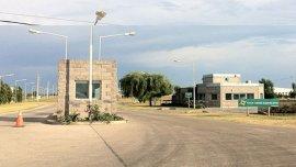 Parque Industrial de Zárate.
