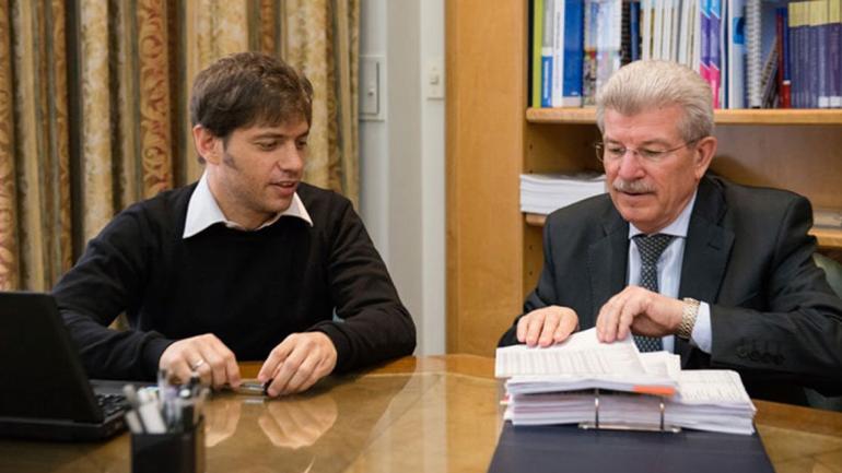 Fábrega se fue del Banco Central enfrentado con el entonces ministro de Economía