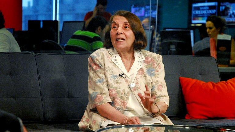 Hilda Molina: El acuerdo va a afianzar al régimen cubano