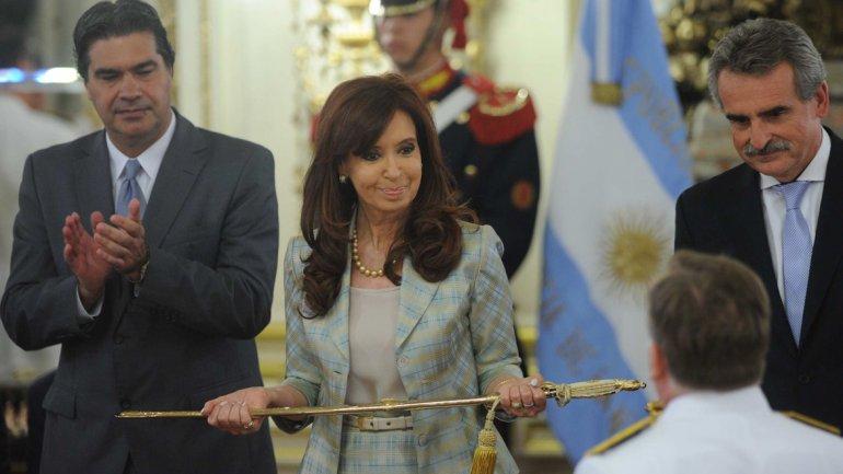 Cristina Kirchner se refirió al caso del financista Benedit para criticar a los medios