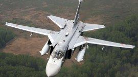 Los aviones rusos Sukhoi Su-24 descartados por el gobierno argentino