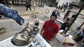 A diez años de la tragedia de Cromañón, inauguraron un paseo peatonal