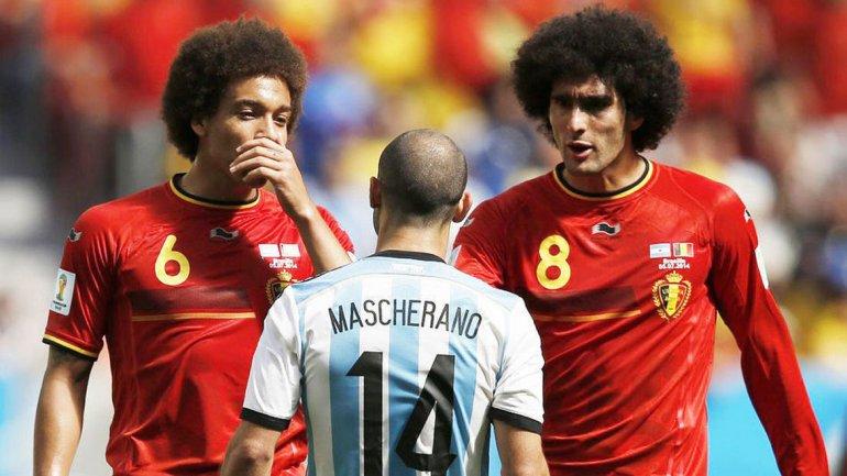 ¿Cuánto mide Javier Mascherano? - Real height 0012033054